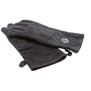 bbq handschoen leer