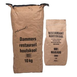 Dammers houtskool combi