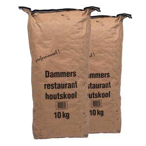 Dammers Horeca houtskool Acacia