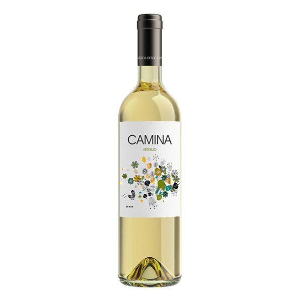 camina witte wijn