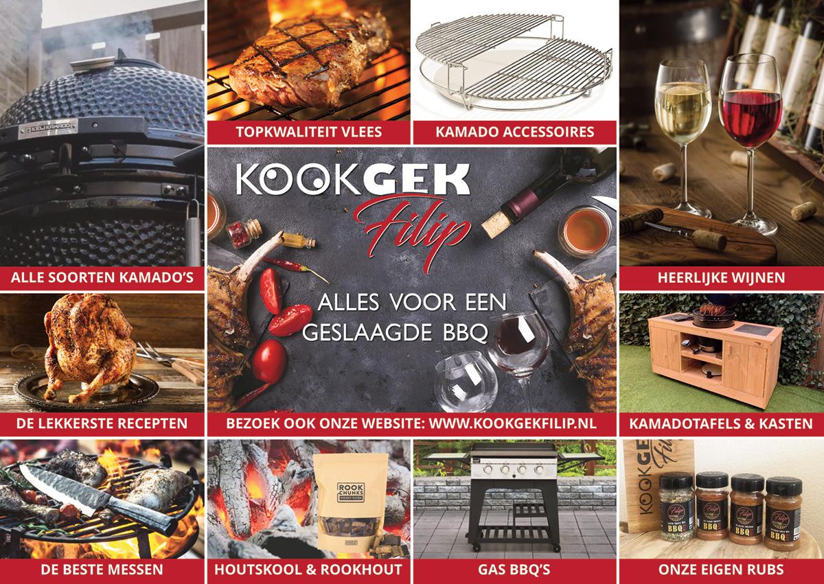 Tabel kerntemperaturen Kookgek Filip Recepten en BBQ Shop
