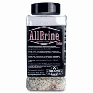 Grate Goods All Brine Color