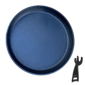 Gietijzeren-ronde-steakplate-25-cm